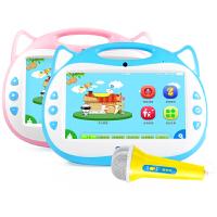 幼儿童早教机智能触摸屏wifi护眼 宝宝点读学习机0-3-6周岁 抖音 【9英寸 触屏版】王子蓝8G【送双话筒】