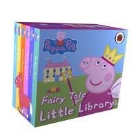 【现货】英文原版 Peppa Pig: Fairy Tale Little Library 粉红猪小妹(小猪佩奇) 口