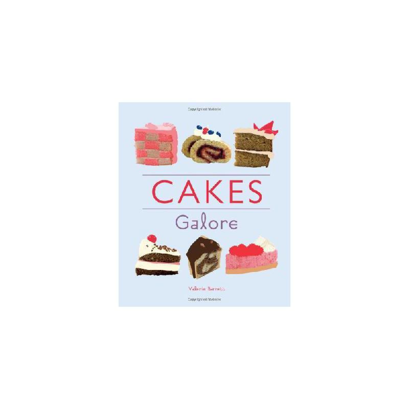 【预订】Cakes Galore Mini 美国库房发货,通常付款后3-5周到货!