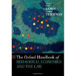 【预订】The Oxford Handbook of Behavioral Economics and the Law