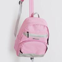 学生书包双肩包迷你小包 布防水尼龙背包时尚日韩学院风潮