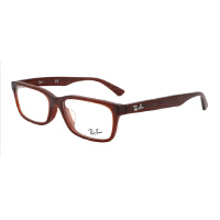 RayBan雷朋正品 时尚光学镜架 男女款 板材眼镜架配镜ORX5296D
