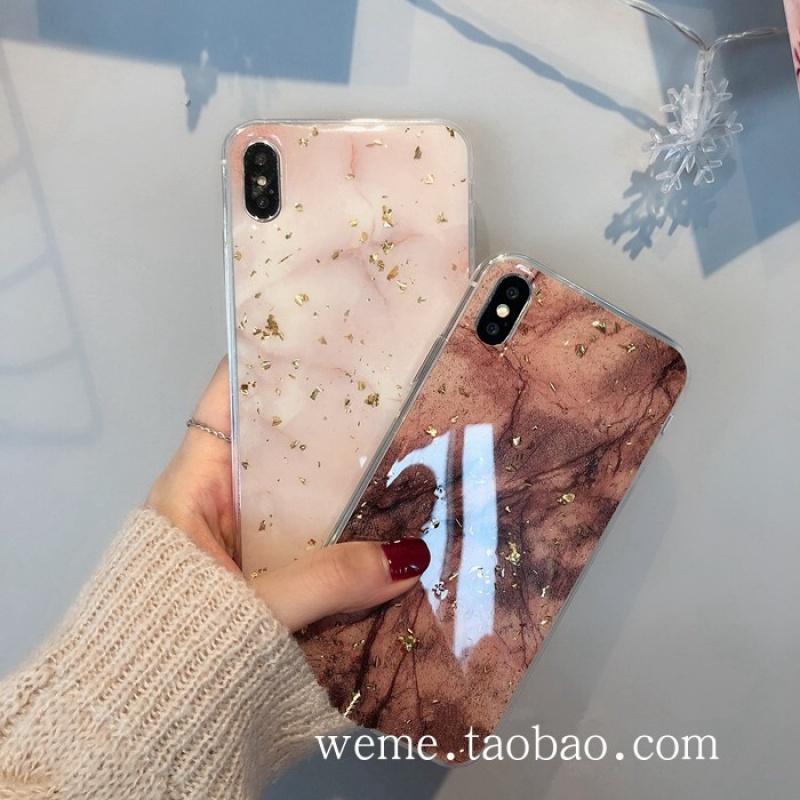 大理石华为mate20手机壳p20pro女nova2s/3e/i/4全p30荣耀v10/9/8x