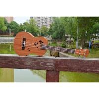 新品21寸玫瑰木指板初学者尤克里里小吉他夏威夷四弦乌克丽丽a297