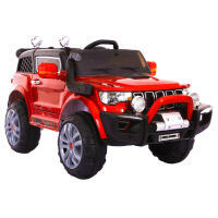 ?儿童电动车四轮遥控汽车可坐人越野儿童车子4-5岁车 电动可坐两人
