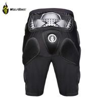 WOLFBIKE赛车骑士护甲短裤越野摩托车护具骑行护臀装备SN1057 XX