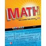 【预订】Glencoe Math Course 1, Student Edtiion, Volume 2 978007