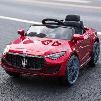 ?婴儿童电动车四轮1-3带遥控小孩4-5岁汽车男女孩宝宝可坐人玩具车