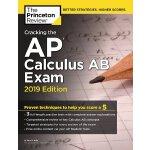 破解AP微积分AB考试2019 英文原版 Cracking The Ap Calculus Ab Exam Liste