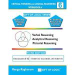 【预订】Critical Thinking and Logical Reasoning Workbook-6