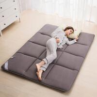 床垫褥子双人1.8m床打地铺睡垫1.2米棉絮垫被软榻榻米床垫1.5m床