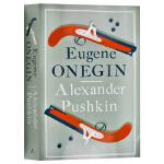 普希金 叶甫盖尼奥涅金 英文原版 文学书 Eugene Onegin Alma Classics Evergreens