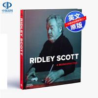 英文原版 Ridley Scott: A Retrospective 影视设定人物传记 导演雷德利・斯科特电影生涯回顾
