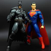 蝙蝠侠大战超人正义联盟 小丑摆件可动人偶手办公仔玩具模型 DC