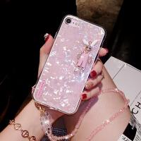 网红ins苹果iphone8手机壳7plus硅胶6s少女款防摔iphonex软i7p全包边i6保护套