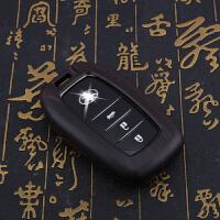 适用于丰田钥匙包扣霸道普拉多皇冠凯美瑞卡罗拉钥匙扣檀木钥匙壳SN4873