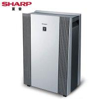 夏普(SHARP) FX-CG908-W 智能空气净化器 家用除甲醛雾霾PM2.5净化机
