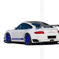 2013款保时捷911 918 Carrera GT Cayman个性改装整车贴