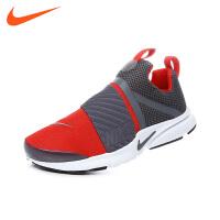 nike 耐克nike童鞋17新款大童跑步鞋儿童运动鞋缓震防滑舒适户外休闲鞋 (11-15岁可选) 870020 40