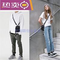 新款时尚潮流迷你小背包户外旅行手机包相机包男女多功能零钱腰包单肩包