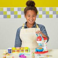 培乐多彩泥套 橡皮泥黏土玩具无毒 儿童节玩具装创意厨房花样蛋糕