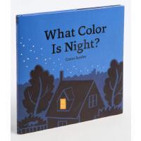 英文原版 夜是什么颜色的? What Color Is Night? Kindle Edition 儿童绘本 进口正版