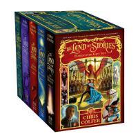 【现货】英文原版 The Land of Stories Hardcover Gift Set 异世界童话之旅1-5套装