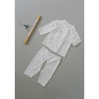 [Q1-800]秋新生儿0-3月纯棉婴儿衣服和尚服内衣套装12