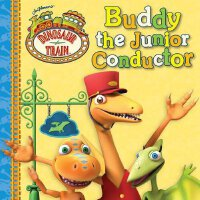 英文原版 Buddy the Junior Conductor