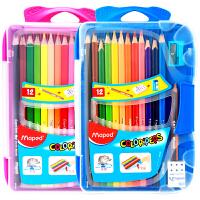 马培德12色彩色铅笔套装 马培德832032