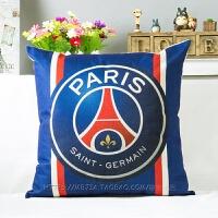 巴�_咖啡�d皇�R靠�|球迷世界杯�W冠英超西甲足球俱�凡棵��麻抱枕