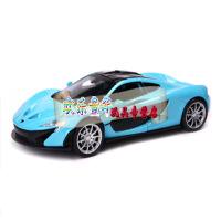 嘉业儿童合金迈凯轮P1合金车模玩具 仿真儿童玩具小汽车带回力可开门 迈凯伦P1蓝色 迈凯伦P1绿色 迈凯伦P1黑色 迈