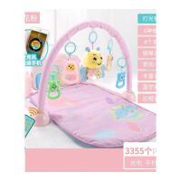婴儿健身架器脚踏钢琴0-1岁脚踢脚蹬3-6-9-12个月8脚踩玩具7 抖音