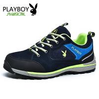 【冬季清仓】花花公子运动休闲鞋男士登山鞋旅游鞋男鞋FZ DA55108