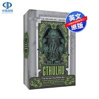 英文原版 克苏鲁:黑暗神话克苏鲁套装 Cthulhu: The Ancient One Tribute Box 洛夫克拉
