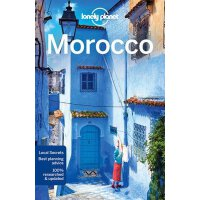 Lonely Planet Morocco 英文原版 孤独星球国家旅行指南:摩洛哥 第12版
