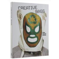 包邮 Creative Bags 创意手提袋 包包 纸袋 购物袋设计 包装设计 创意设计 附赠环保手提袋