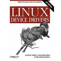 【现货】英文原版 Linux设备驱动程序 Linux Device Drivers 纸质图书