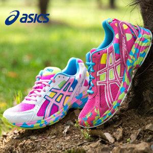ASICS亚瑟士透气跑步鞋缓冲慢跑鞋运动鞋 MAVERICK女鞋