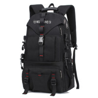 户外防水大容量登山包男运动双肩包 时尚潮流背包男休闲旅游旅行包