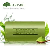 [当当自营]EGISOO御姬秀茶树精油手工皂 抹茶控油清爽洁面皂 洗脸皂香皂100g