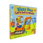 Bizzy Bear: Let's Get to Work 忙碌的小熊开始工作【3~8岁】