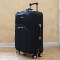 24寸帆布箱商务密码箱女韩版牛津布30寸大容量行李箱20寸拉杆箱男