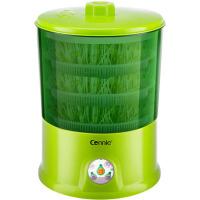 家用全自动双层三层大容量豆芽机发豆芽机生绿豆芽盆 带单压盘
