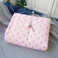 手工定做婴儿儿童棉被宝宝新生儿被子幼儿园棉花被芯棉加厚秋冬 120*150c/ 4斤