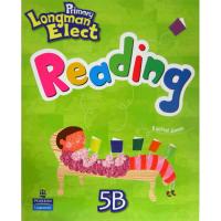 原版培生朗文少儿英语教材 Primary Longman Elect Reading 5B 阅读练习册 6-12岁香港小
