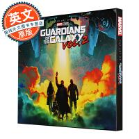 银河护卫队2:电影设定集 英文原版 Marvel's Guardians Of The Galaxy Vol. 2: