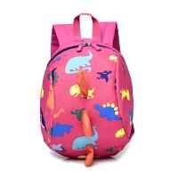 幼儿园儿童1-2可爱3岁防走丢小孩书包防走失带旅行宝宝双肩背包潮