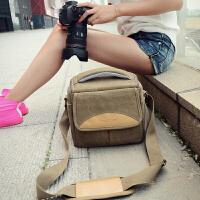 佳能相机包单反便携可爱摄影包200D700D750D760D800D77D80D1300D