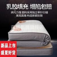 乳胶床垫榻榻米双人褥子超大单人床透气老人适中全包薄垫双人床垫